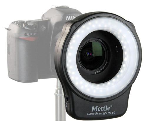 METTLE LED-Ringleuchte RL-60