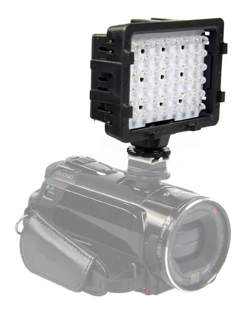 NANGUANG LED-Videoleuchte CN-48