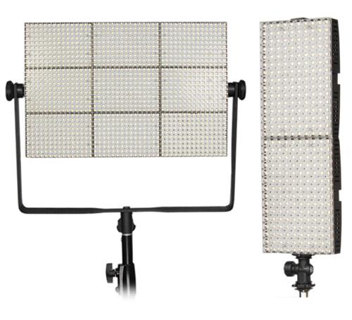 Anwendungsbeispiel: LED-Videoleuchte CN-B150 als LED Panel