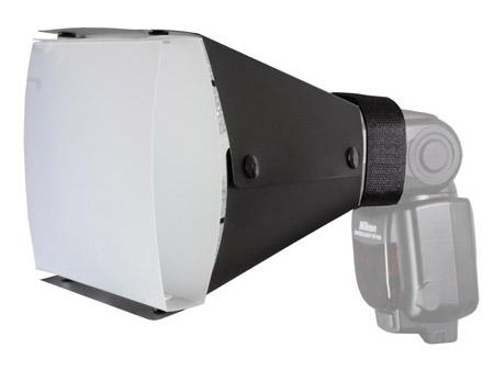 Mettle Systemblitz Vorsatz Softbox 20x13,5 cm