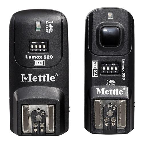 METTLE 4-in-1 Funkauslöser LUMOX 520