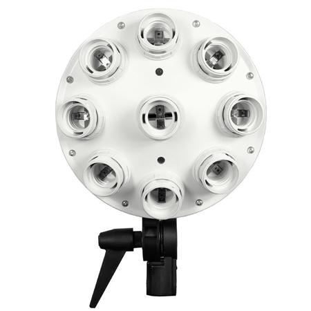 LIFE of PHOTO - 9-in-1 Lampenhalter ES-955 für E27