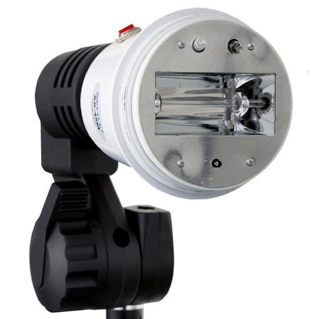 AS-45M Synchronblitzlampe mit Lampenhalter LH03