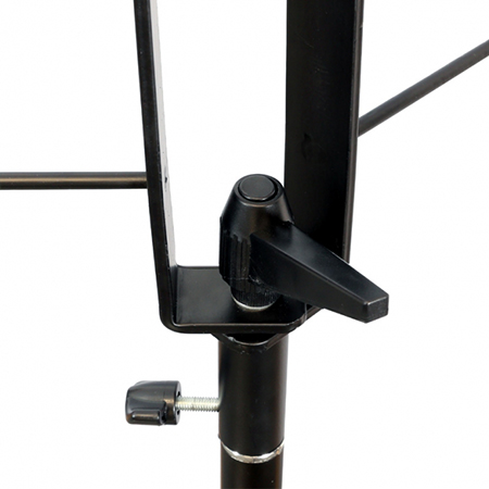 Halterung bzw. Spigotaufnahme der METTLE Doppel-Styroporgabel